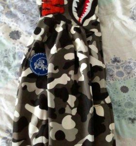 WGM SHARK кофта худи куртка