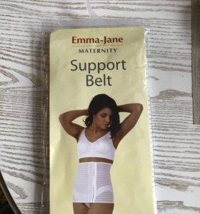 Новый послеродовой бандаж Emma Jane