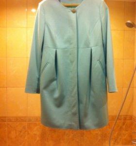 Пальто для будущих мам, р.48-50,рост~170см