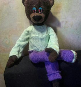 Медвежонок-обнимашка