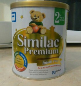 Смесь симилак премиум 2 Similac premium 2, 400гр