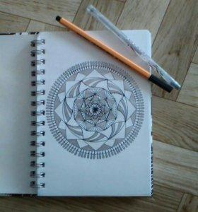 Картины, графика, мандалы