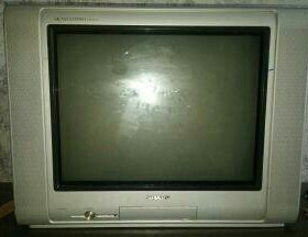 Продаю телевизор SHARP 21K-FD3RU