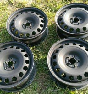 Диски R16 61/2jx16h2 ET42,VW-Passat,Golf,Jetta