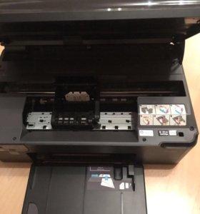 МФУ (принтер, сканер, ксерокс), HP Photosmart