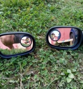 Зеркала Рено Логан