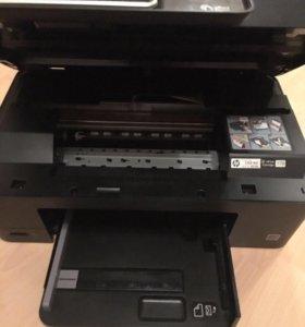 МФУ (принтер, сканер, ксерокс), HP Photosmart Plus