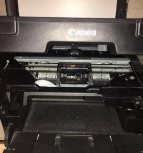 МФУ (принтер, сканер, ксерокс), Canon