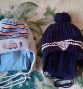Комплект: шапка- шарф