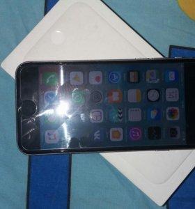 iphone 6-16GB Silver