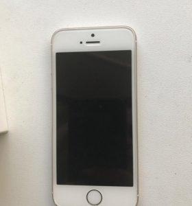 iPhone 5 S gold 64 Gb