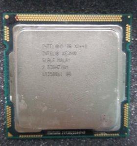 Процессор intel X3440 (аналог i7)