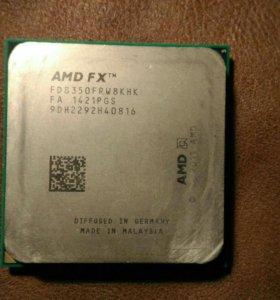 Процессор AMD FX-8350 4.0 ghz