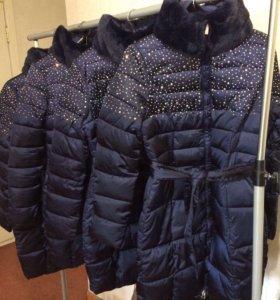Куртка-пальто р-р с 42-46