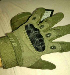 Перчатки тактическин C.Q.B