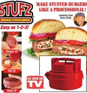 Устройство для приготовления бургеров и котлет