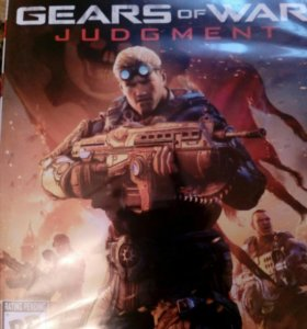 Gears of war judgment на xbox 360