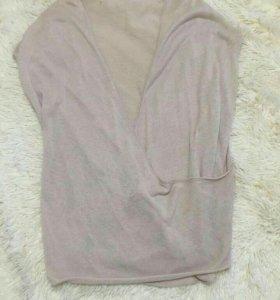 Блуза-накидка