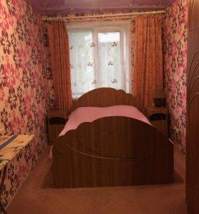 Квартира, 2 комнаты, 43.4 м²
