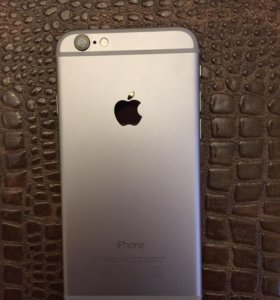 iPhone 6, 64 Gb space gray