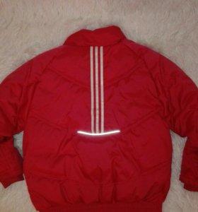 Курточка на девочку осень-весна 110-116
