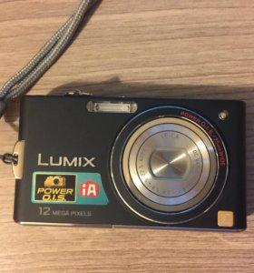 Фотокамера, фотоаппарат Panasonic Lumix dmc-fx60