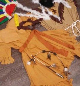 Индейцы карнавальные костюмы