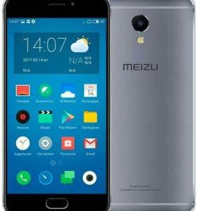 Смартфон MEIZU М612Н M5s 16Gb Gray