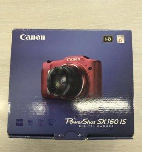 Canon powershot sx160is