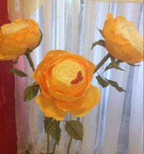Ростовые цветы. Для свадьбы
