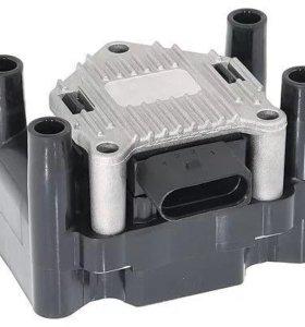 Катушка зажигания NGK +провода новые в упаковке