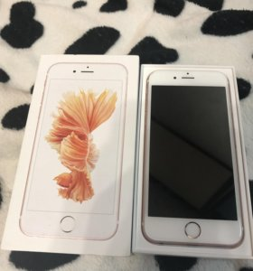 iPhone 6s rose gold 16 gb Neverlock
