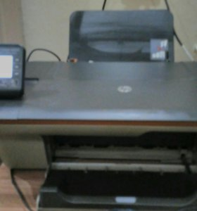 Принтер-сканер-копир hp