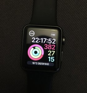 Apple Watch seria 1 38 мм
