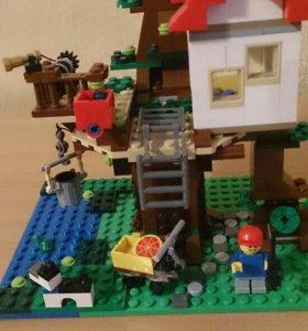 Лего 31010 Домик на дереве 3 в 1