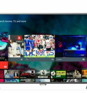 """Philips 49PUT6401 49"""" Smart Android 4K Ultra HD"""