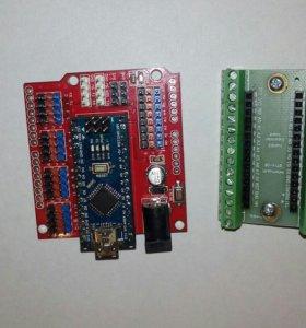 Nano контроллер Arduino