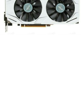 Видеокарта ASUS GeForce GTX 1060 DUAL OC 3 GB DUAL