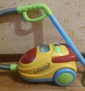 Игрушка пылесос