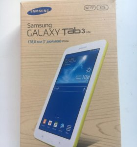 Samsung Galaxy Tab-3 Lite