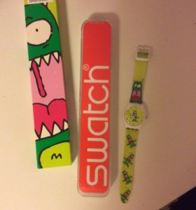 Часы Swatch Germaholic