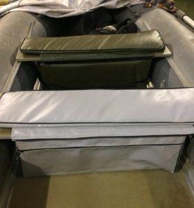 Сумка- сидушка для Пвх лодки без карманов