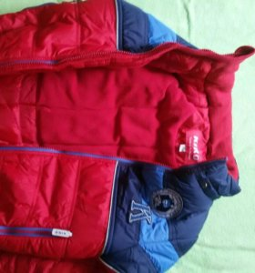 Комплект зимний на мальчика 110 см