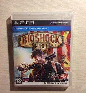 """Bioshok Infinite"" Игра на PS3"