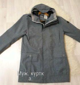 Мужская куртка-парка Adidas