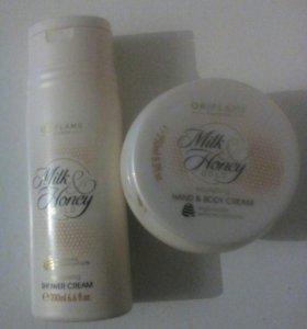Набор Oriflame Milk & Honey