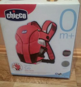Рюкзак-кенгуру для переноски Chicco Go 0+