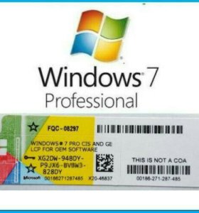 Windows 7pro 10 pro