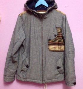 Куртка + кофта