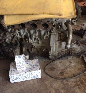 Продаю двигатель от Сузуки лиана 2007 года пробег